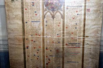 Larmenius Charter