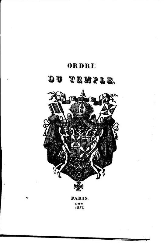 1837 Du Temple