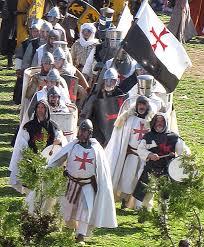 Marching Templar 1