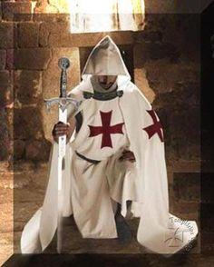 Templar Praying 3